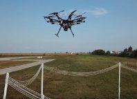 self-charging drones
