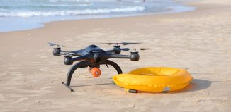 search and rescue drone