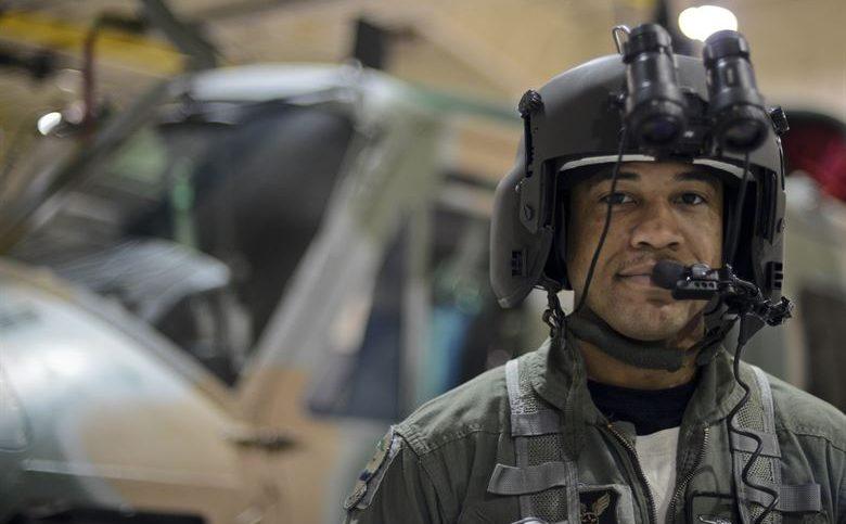 smart combat helmet