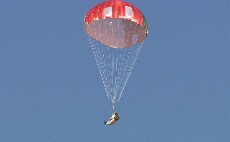 drone parachute
