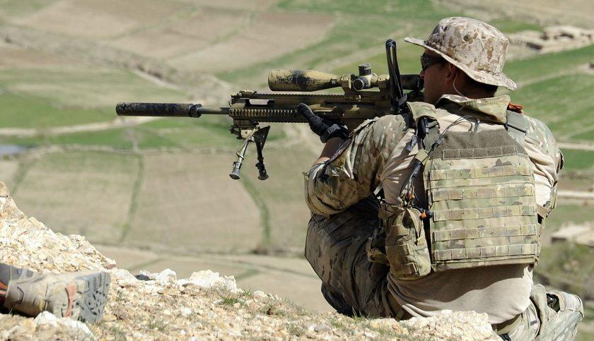 combat-proven gun