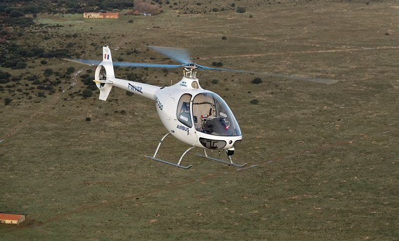 unmanned flight