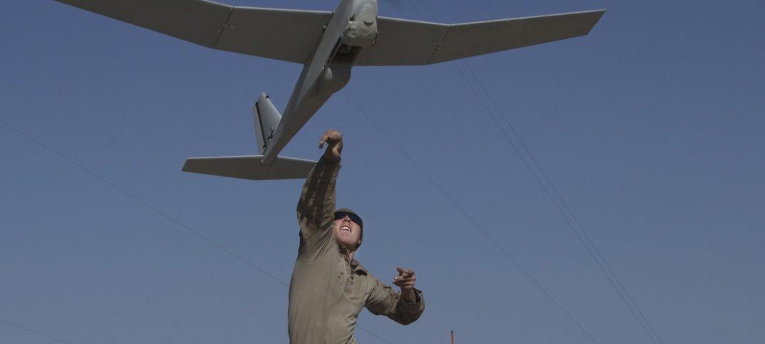 tactical drone fleet