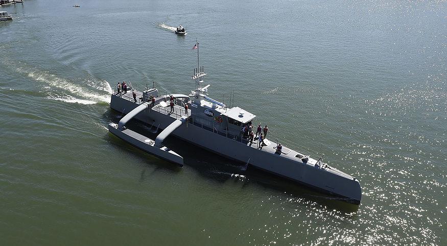 Autonomous Ship