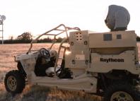dune buggy laser
