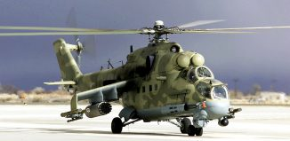 Photo Mi-24 US Air Force