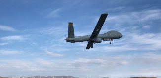 Hermes 900 UAV Elbit Systems