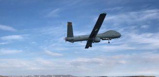 Hermes 900 UAV Elbit Systems