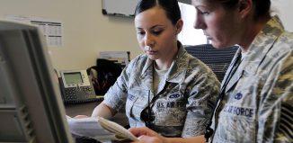 Photo illustration US Air Force