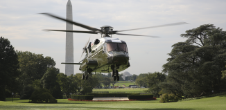 president helicopter