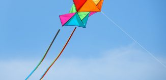 kite drone