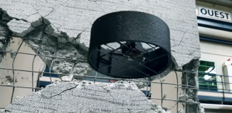 Ring Shaped Drone