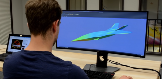 hypersonic commercial jet