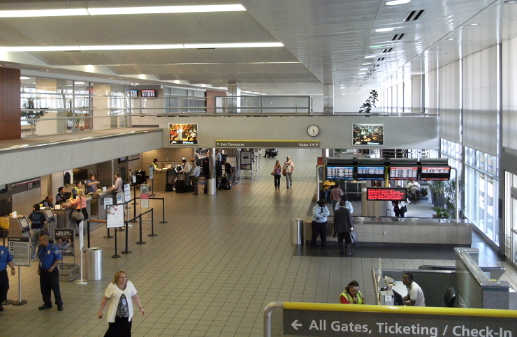 lidar airport