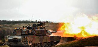 Taiwan buys M1A2