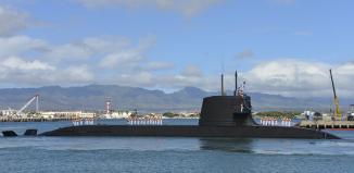 japan submarine