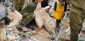 Photo illustration IDF Flickr
