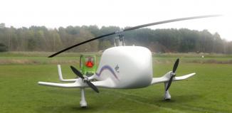 autonomous gyrocopter