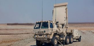 Photo Q-53 radar Lockheed Martin