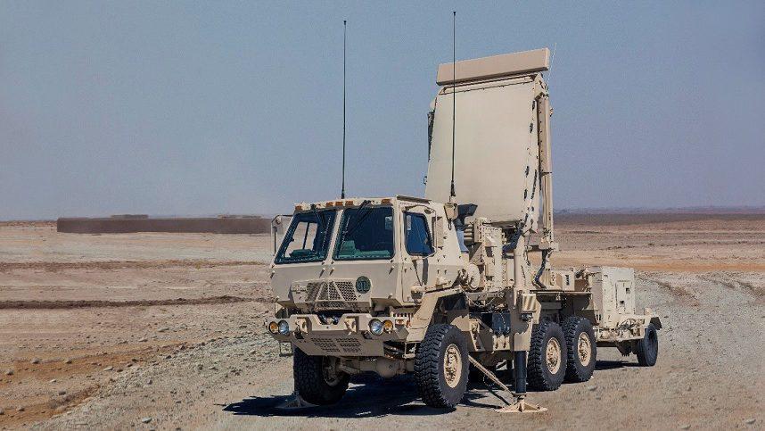 Photo Q-53 radar Lockheed Martin