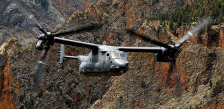 Photo V-22 Osprey US Air Force Wikimedia