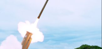THAAD photo by Lockheed Martin