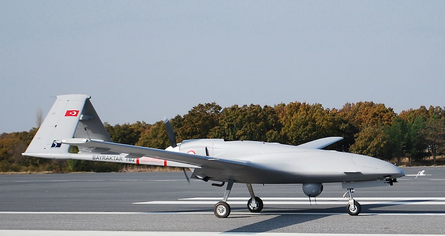 Turkish Drone Government Support