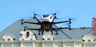 Autonomous Flying Vehicle