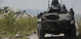 360 armored vehicle camera