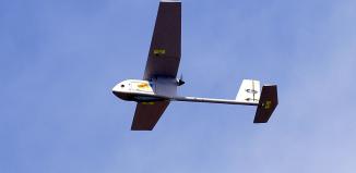 border patrol drones
