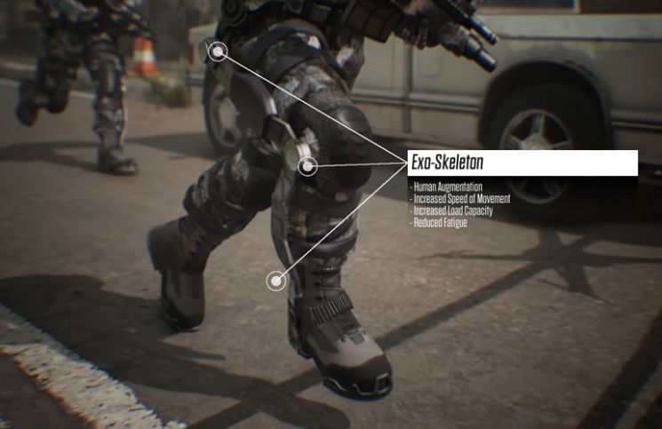 India Exoskeleton