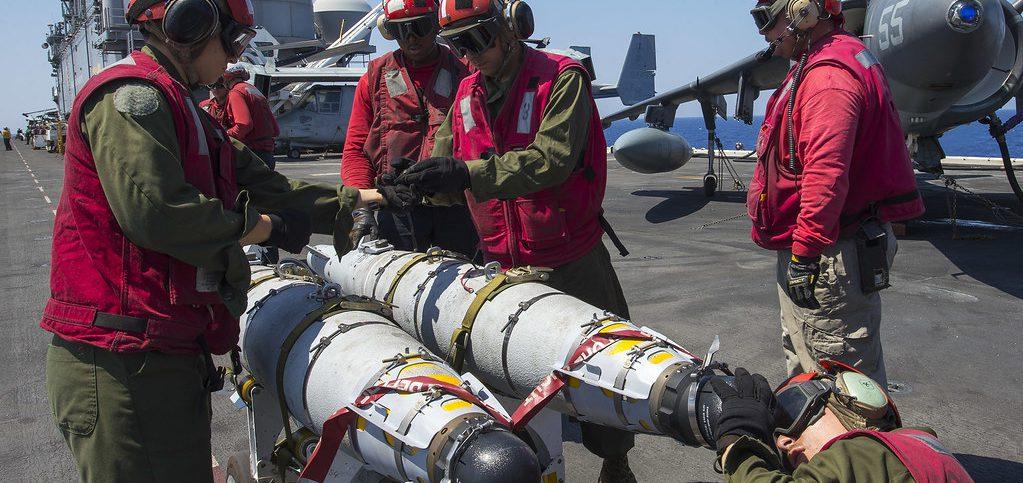 Photo illustration US Navy Flickr