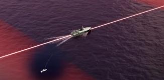 autonomous combat mines