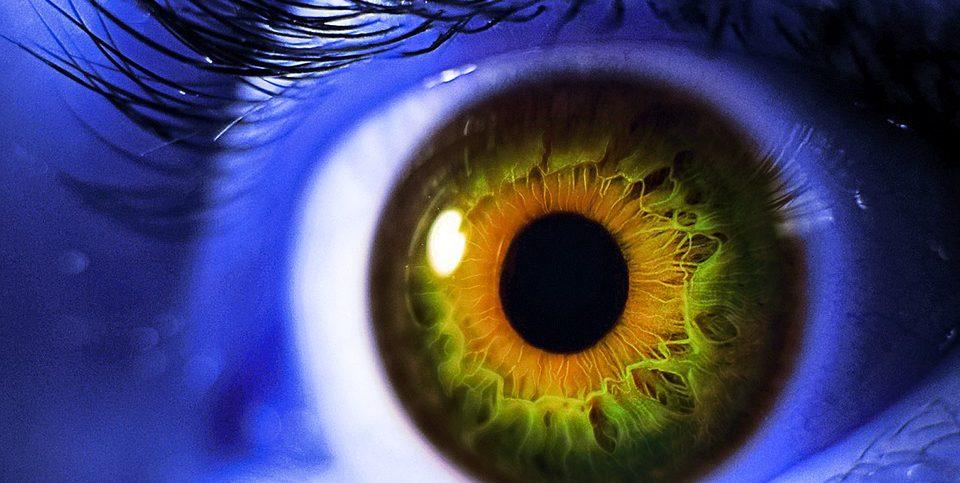 human eye illust Pixabay