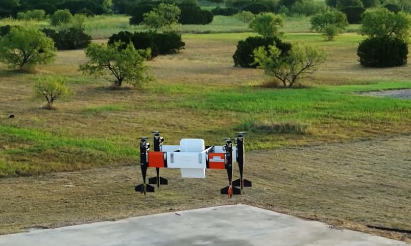 Drone Restore Signal