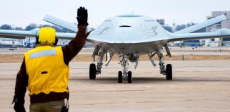 Carrier UAV