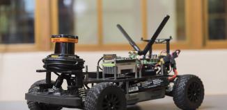 mini autonomous vehicle