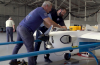 monarch 5 UAV engine