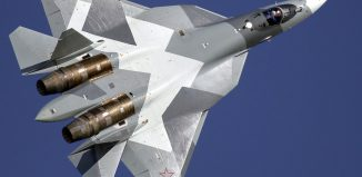 Photo Su-57 Wikiemdia