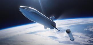 spacecraft transport