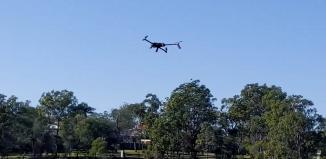 Drone Grenade Launcher