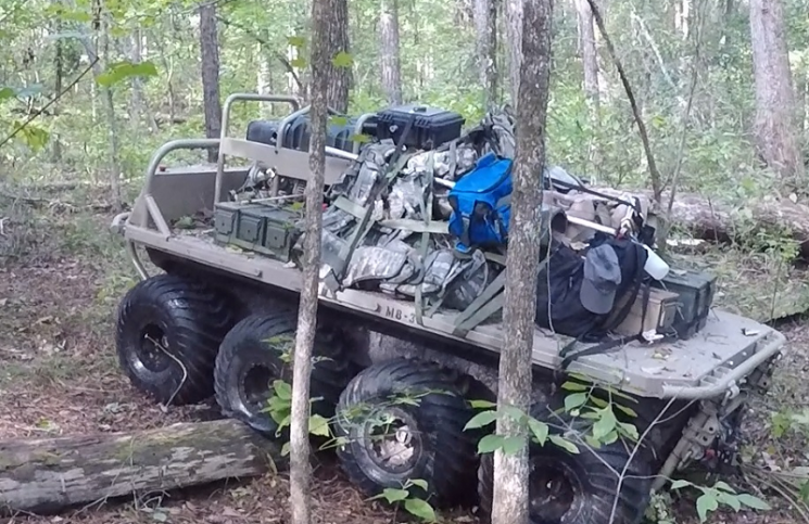 Army Decides Robotic Mule