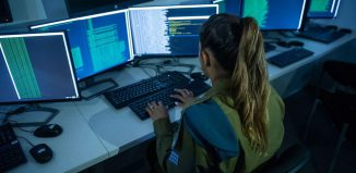 Photo illus. IDF Spokesperson digital tranrsformation-