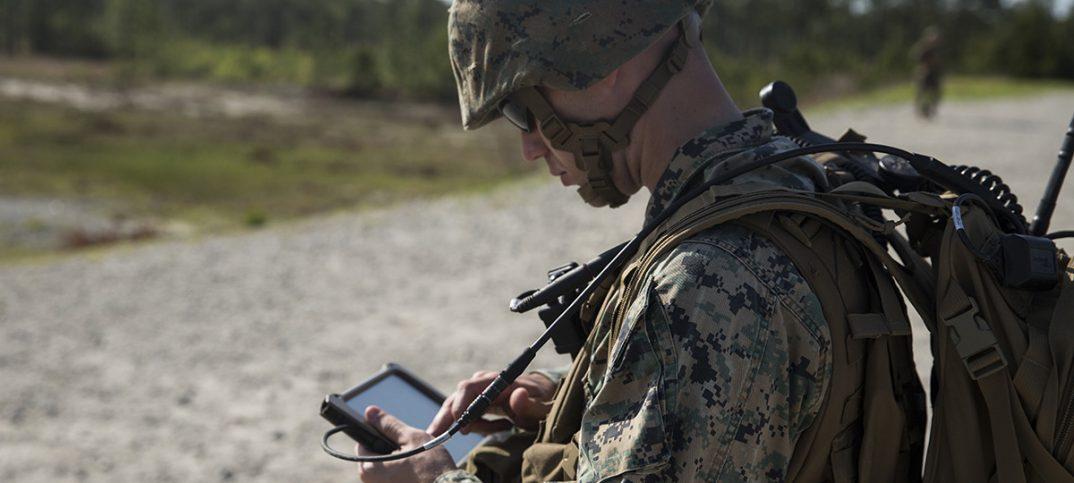Photo illust. US Marines Corps