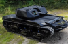 unmanned tank