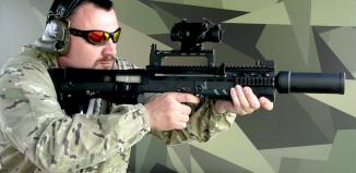 anti terror rifle
