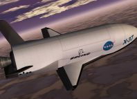 Secret Spaceplane