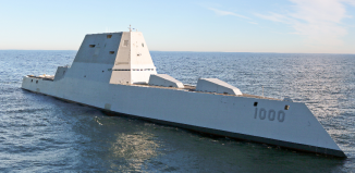 Stealth Warship Postponed