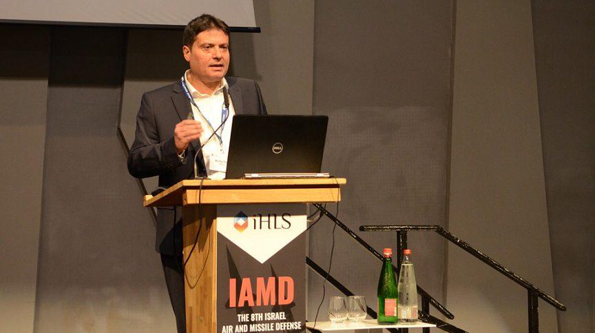 Moshe Patel IMOD IMDO director