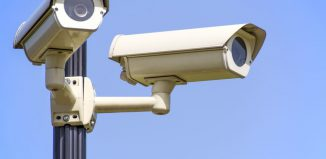 security cameras vulnerability